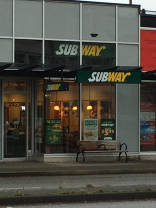 Subway - Sandwiches & Subs - 604-879-7823