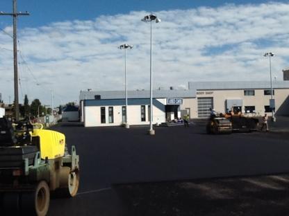 Kelsey Paving Ltd - Traçage et entretien de stationnement
