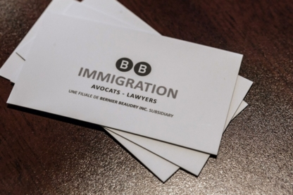 BB Immigration Inc - Lawyers - 514-738-4444