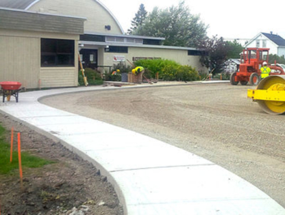 Middlesex Paving - Paving Contractors