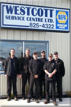 Westcott Service Centre Limited - Réparation et entretien d'auto - 902-825-4322