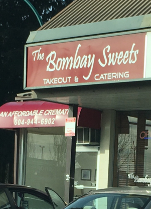 The Bombay Sweets - Indian Restaurants - 604-941-1993