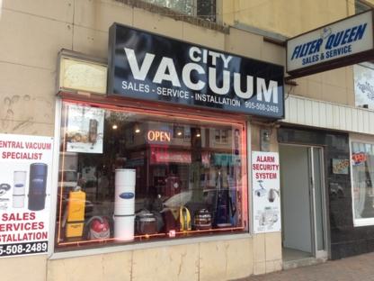 City Vacuum - Home Vacuum Cleaners