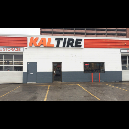 Kal Tire - Tire Retailers - 519-432-4171