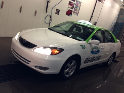 Airdrie Green Cab - Taxis - 403-805-5353