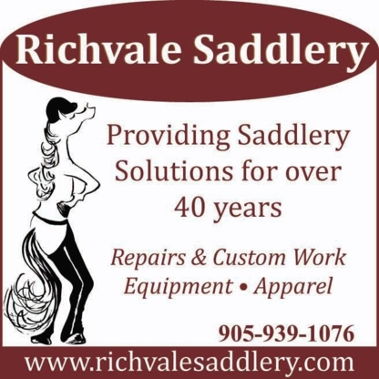 Richvale Express - Riding Apparel & Equipment - 905-939-1076