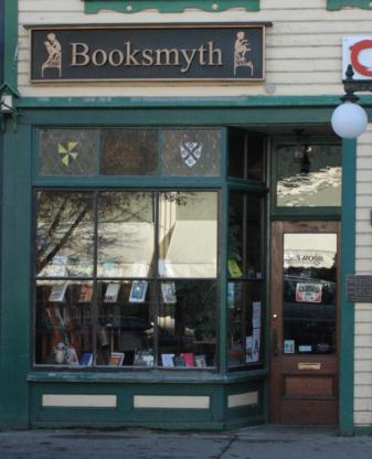 Booksmyth Used Books - Book Stores