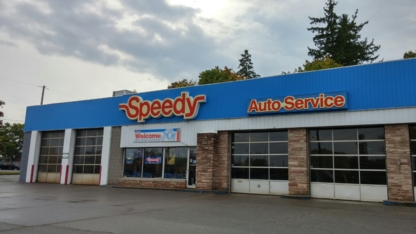 Speedy Auto Service - Car Repair & Service - 905-434-1881