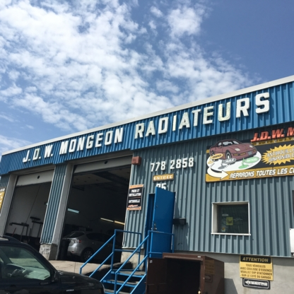 J D W Mongeon Radiateurs - Car Repair & Service - 819-778-2858