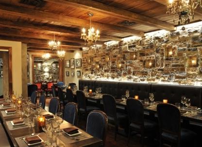 La Vecchia Ristorante - Fine Dining Restaurants - 416-489-0630