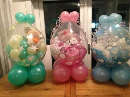 5 Star Balloon Celebrations - Balloons