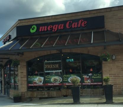 Omega Cafe - Donuts