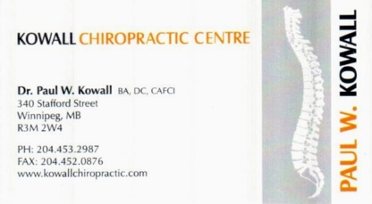 Morris Chiropractic Office - Physicians & Surgeons