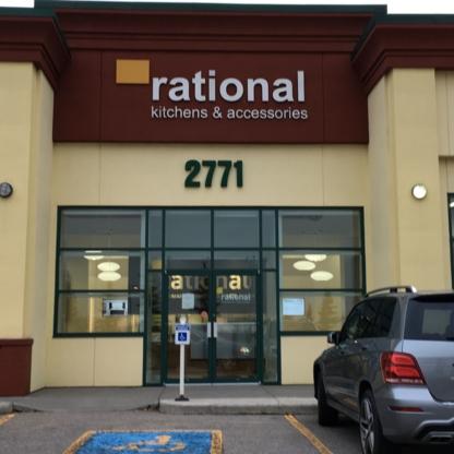 Rational Kitchen & Accessories - Aménagement de cuisines