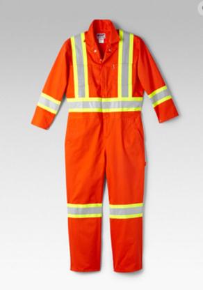 Pam's Workwear - Work Clothing - 705-325-8285