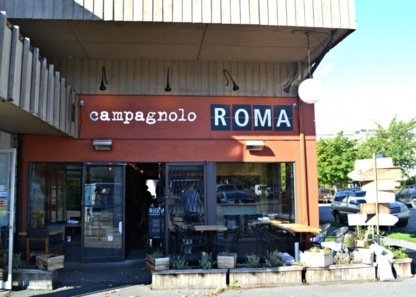 View Campagnolo Roma Restaurant's Vancouver profile