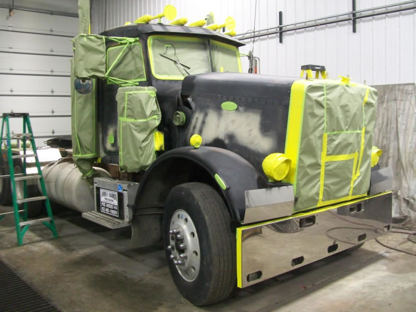 Vancouver Truck Collision Ltd. - Auto Body Repair & Painting Shops - 604-435-0011