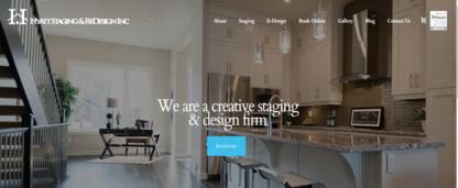 Hyatt Staging & Redesign Inc - Valorisation résidentielle