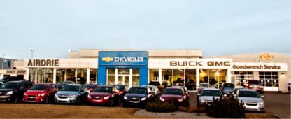 Davis Chevrolet GMC Buick - New Car Dealers - 403-948-6909