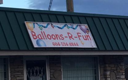 View Westcoast Balloons-R-Fun Inc's Maple Ridge profile