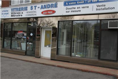 Vitrerie St-André - Vitres de portes et fenêtres - 514-332-7686