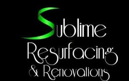 Sublime Resurfacing - Réémaillage et réparation de baignoire