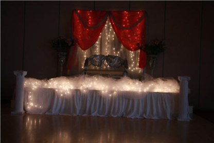 Discount Party Rentals Ltd - Wedding Planners & Wedding Planning Supplies - 604-850-1118