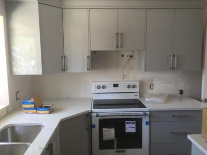 S P Contracting Ltd. - Armoires de cuisine