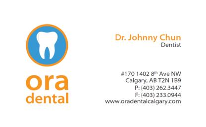 Ora Dental - Teeth Whitening Services - 403-262-3447