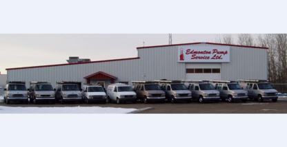 Edmonton Pump Service Ltd - Service Station Equipment - 780-459-7867