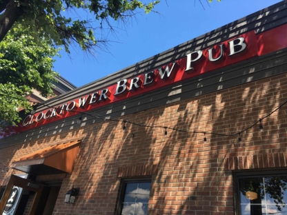 Clock Tower Brew Pub - Restaurants - 613-742-3169