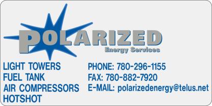 Polarized Energy Services - Exploration et exploitation du pétrole etdu gaz