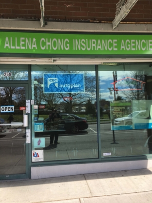 Allena Chong Insurance Agencies Ltd - Insurance Agents & Brokers - 604-684-3526