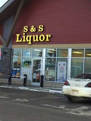 S&S Liquor Ltd - Ameublement de magasins