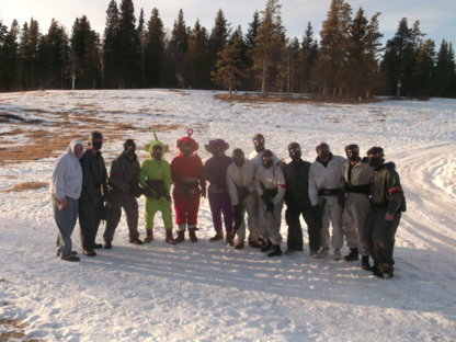 Paintball Airsoft & Laser Tag - Paintball