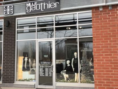 Mlle Gauthier - Boutiques - 450-906-3629