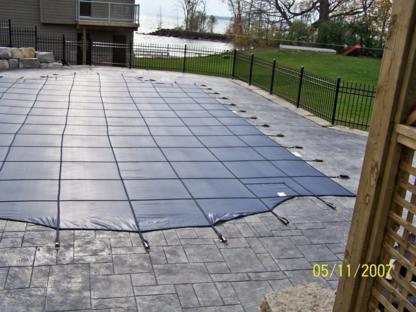 Barrie Stamped & Coloured Concrete - Landscape Contractors & Designers - 705-322-0888