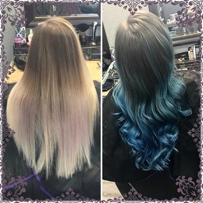 Curl Up & Dye Hair Design Ltd - Hair Salons - 780-778-5007