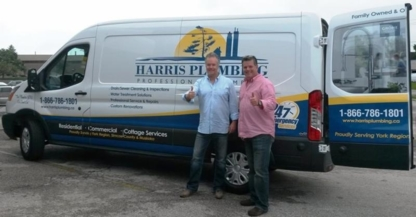 Harris Plumbing - Plombiers et entrepreneurs en plomberie - 905-884-5882