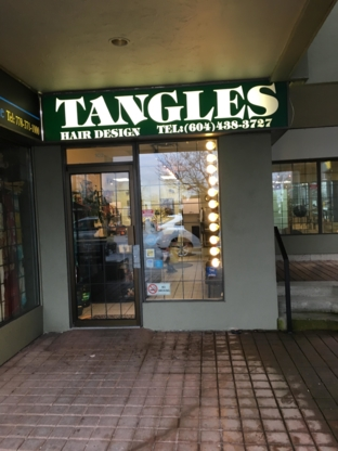 Tangles Hair Design - Hairdressers & Beauty Salons - 604-438-3727
