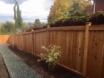 Blair's Fencing - Fences