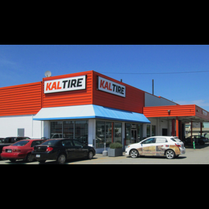 Kal Tire - Tire Retailers - 604-278-9181