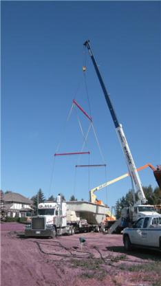 N-Force Crane & Equipment Ltd - Crane Rental & Service - 403-888-7878