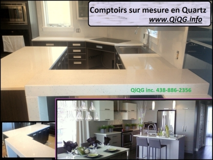 Granite QIQG - Counter Tops