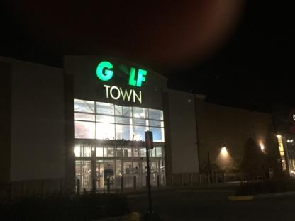 Golf Town - Golf Stores - 514-382-4666