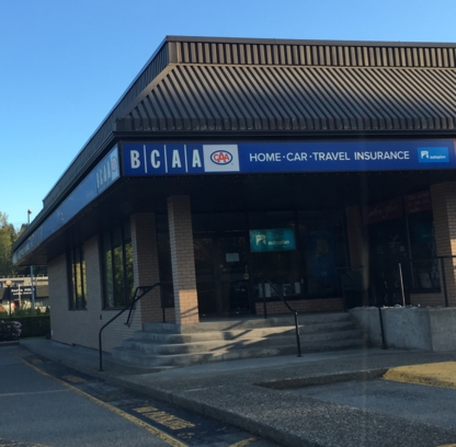 BCAA Coquitlam Service Location - Insurance Agents & Brokers