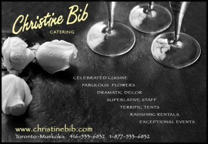 Christine Bib - Caterers
