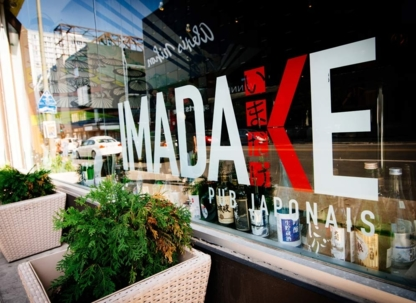 Restaurant Imadake - Restaurants asiatiques - 514-931-8833