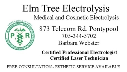 Elm Tree Electrolysis Clinic - Hair Removal