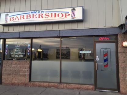 Mac & 94 Barbershop - Barbers